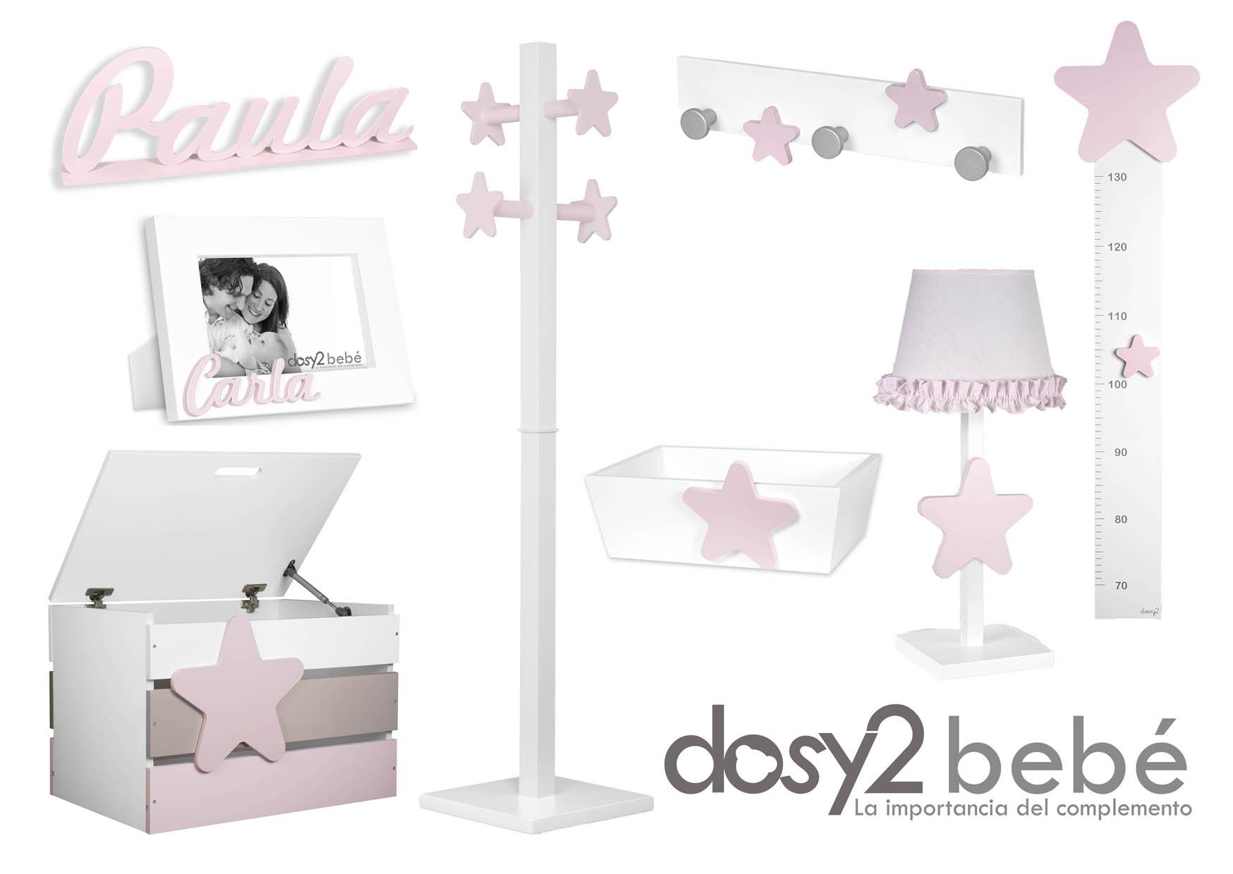 Colección Estrella versión rosa
