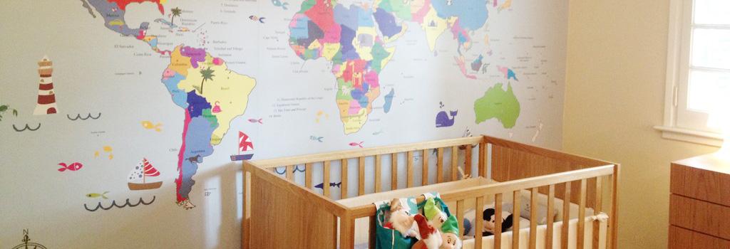 Elegir Habitación Bebé Para Una De Colores 4RjL5A